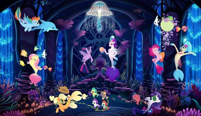 Box Office Breakdown (31 Oct – 06 Nov): Friendship Is Magic
