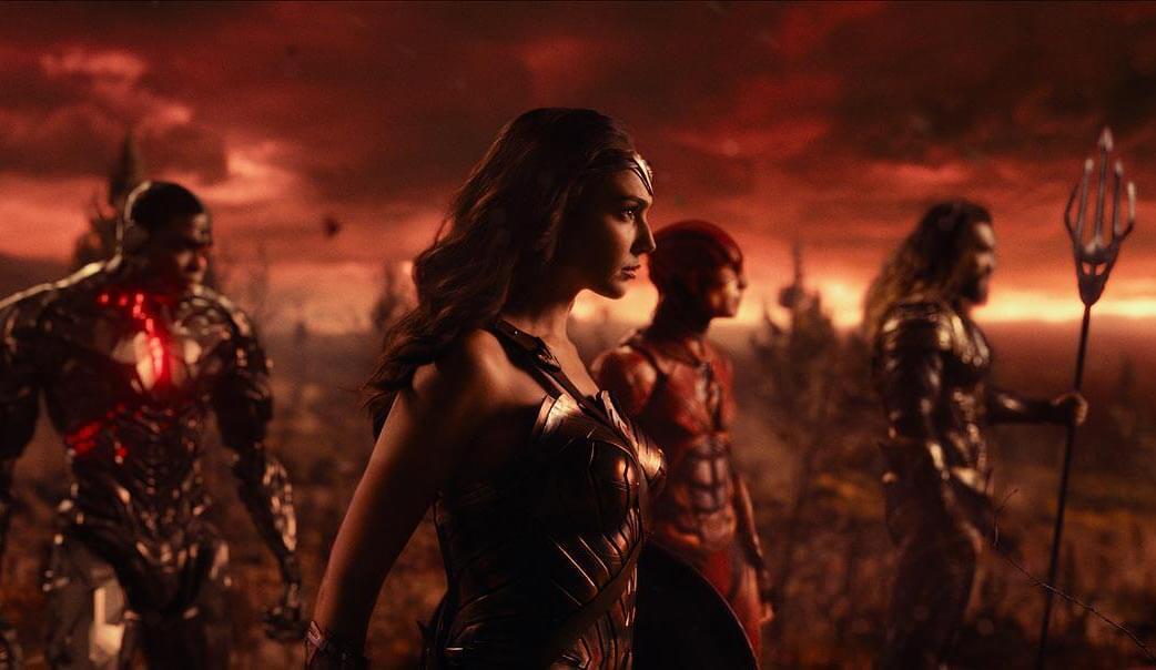 'Justice League': Join The League At VivoCity