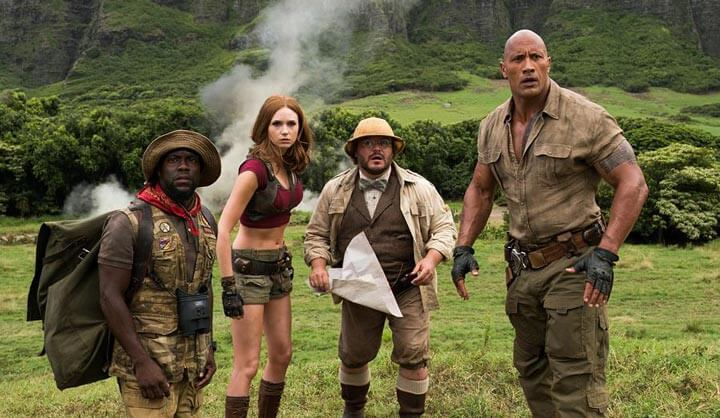 'Jumanji: Welcome to the Jungle' - Yay or Nay? Here's What The Critics Are Saying