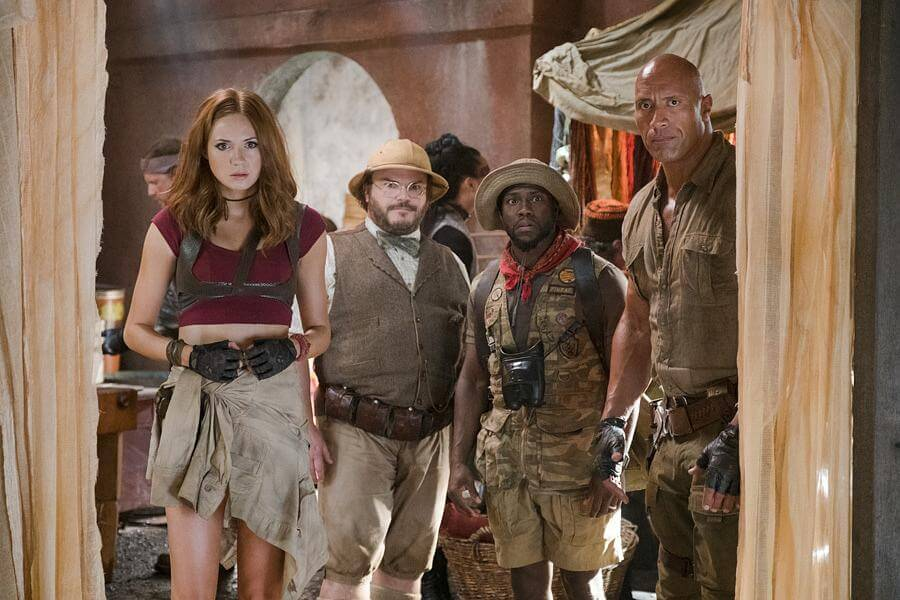Bite-Sized Reviews: 'Jumanji: Welcome to the Jungle'