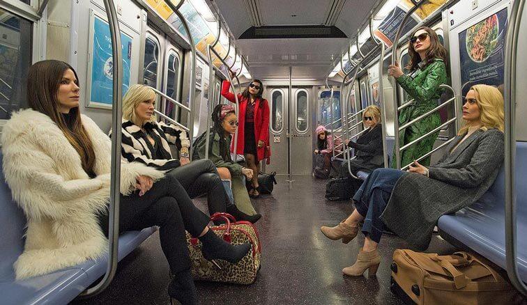 Sandra Bullock & Cate Blanchett Run The World In All-Female 'Ocean's 8' Reboot