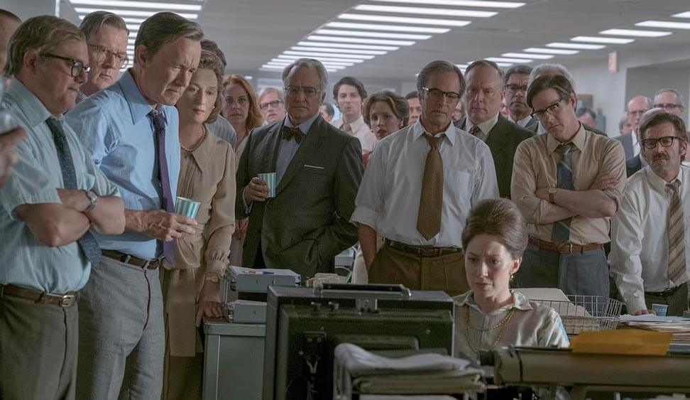 'The Post' Review: Spielberg's Latest Is A Masterclass In Supple Filmmaking