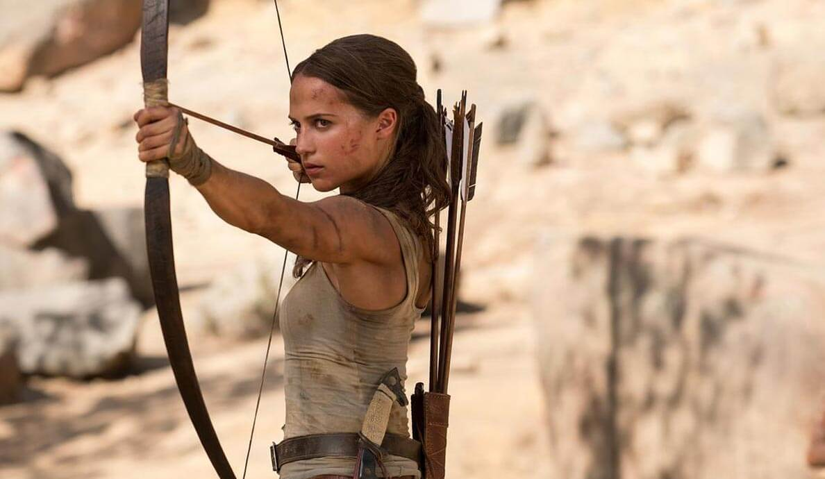 Death Is Not An Adventure In The New Trailer For 'Tomb Raider' Reboot