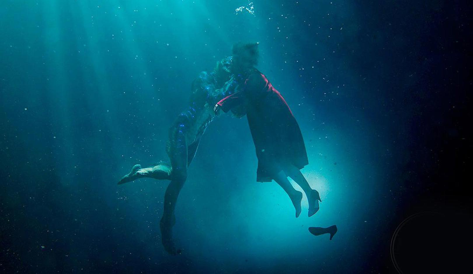 'The Shape Of Water' Review: A Charming, Beautiful Film Flawed By Narrative Trappings