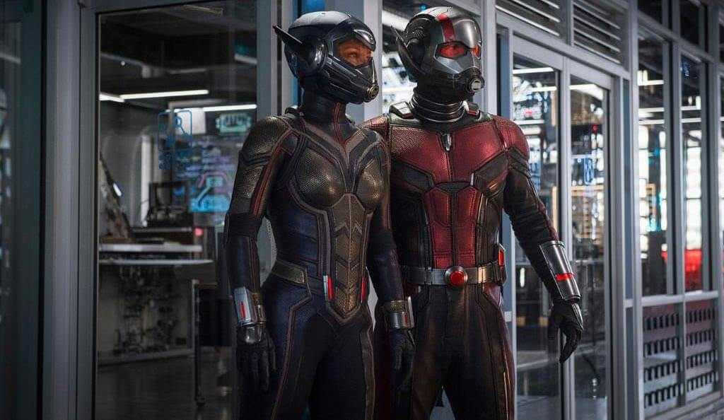 Twice The Heroes, Twice The Fun In First Trailer For Marvel's 'Ant-Man And The Wasp'