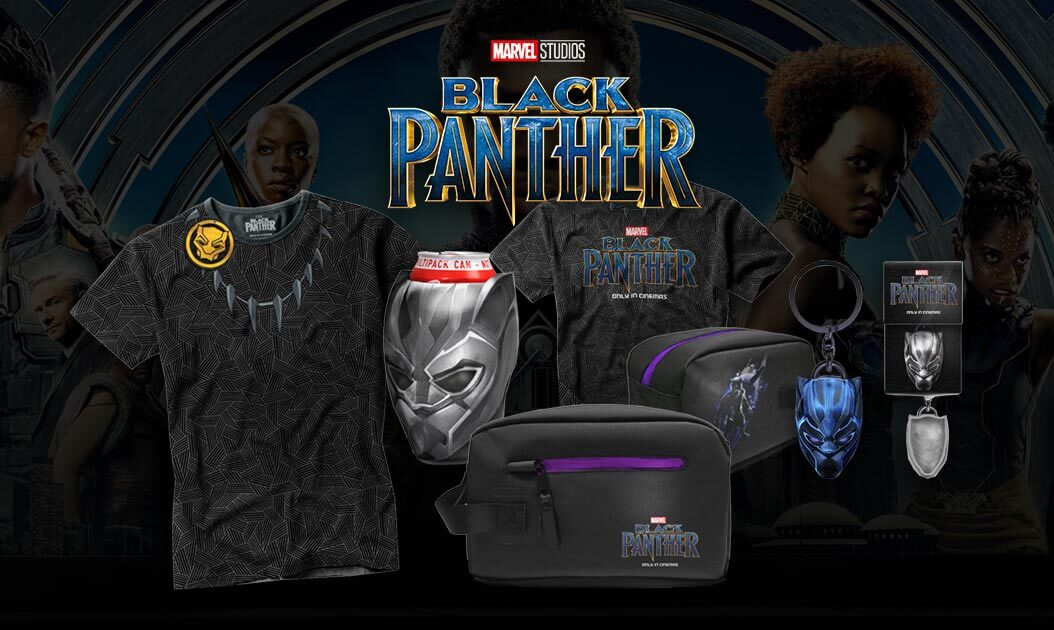 [CLOSED] Win Limited Edition Marvel Studios 'Black Panther' Movie Swag