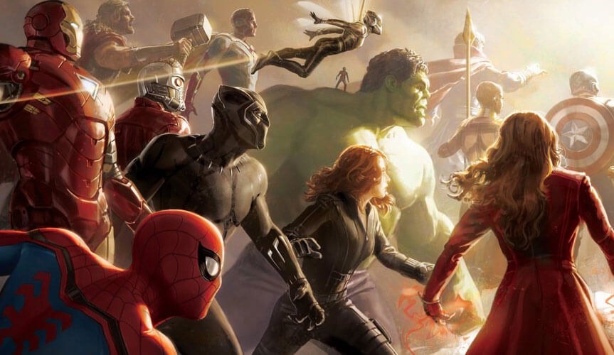 The Ultimate Guide You Absolutely Need To Read Before Seeing 'Avengers: Infinity War'