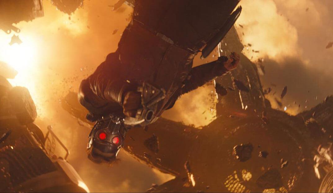 Avengers: Infinity War - Star Lord