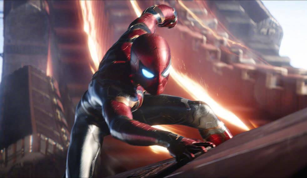 Avengers: Infinity War - Spider Man