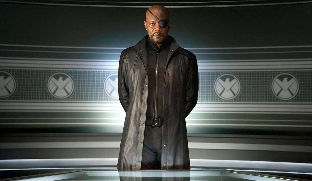 Avengers: Infinity War - Captain Marvel