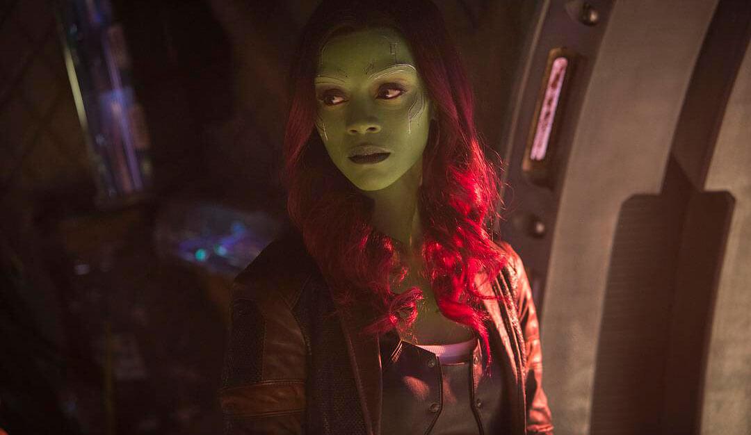 Avengers: Infinity War - Gamora