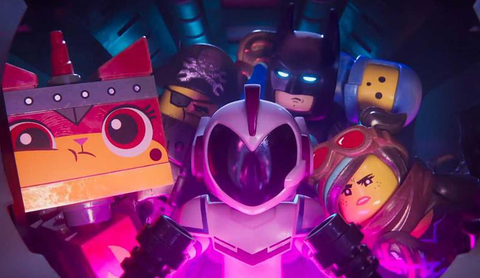 Everything Is Still Awesome In The First Flashy Trailer For 'The LEGO Movie 2'!