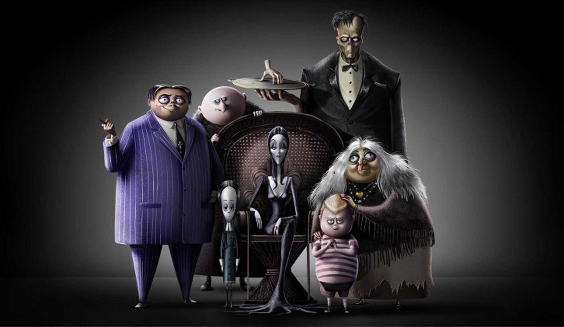 Mysterious And Spooky: The New Animated Addams Family Movie Creeps Us Out