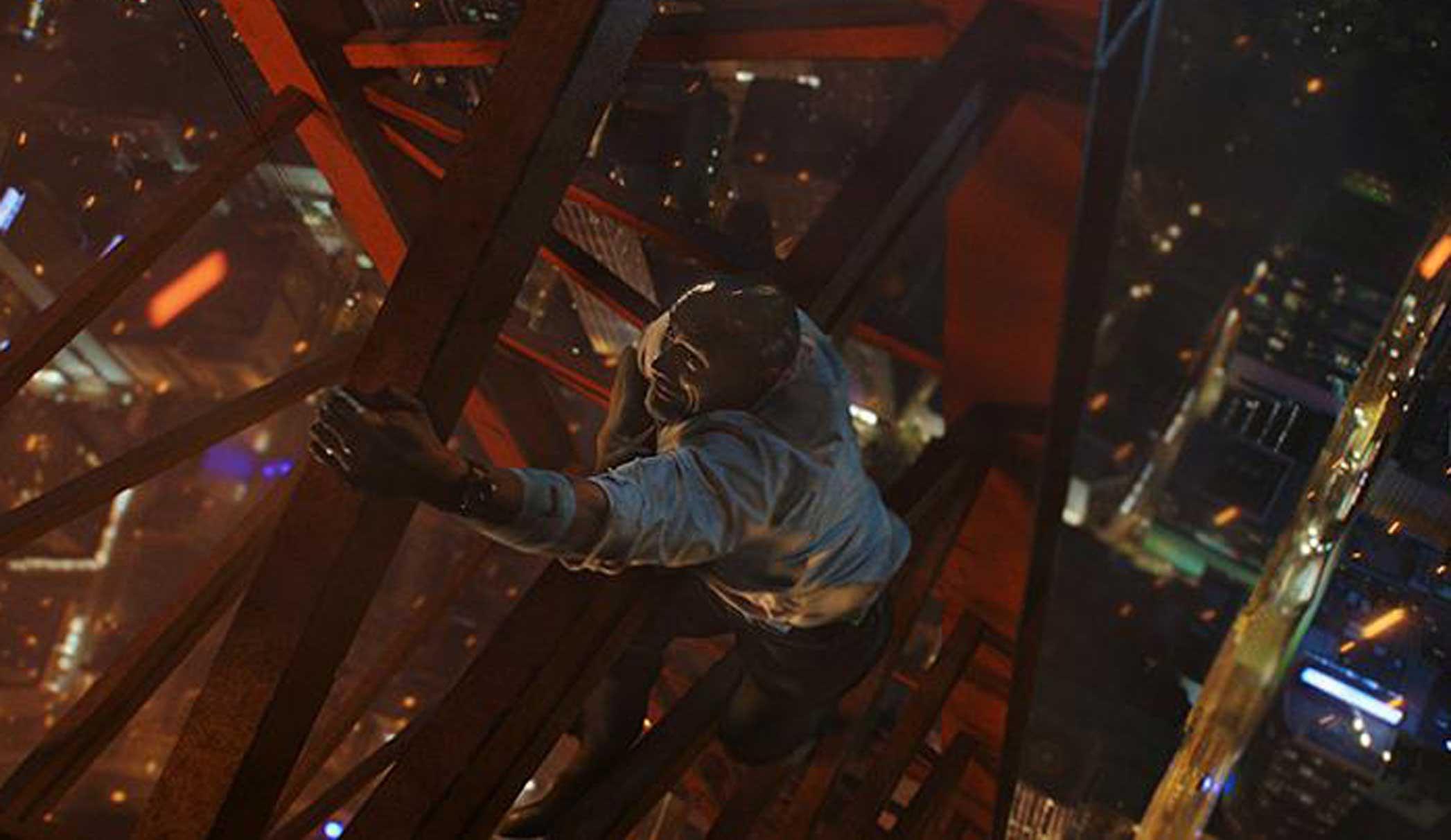 'Skyscraper' Final Trailer Is Just Dwayne Johnson Doing Dwayne Johnson Things