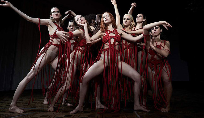 Disturbing 'Suspiria' First Trailer Harbours A Dark Secret That Will Make Your Skin Crawl