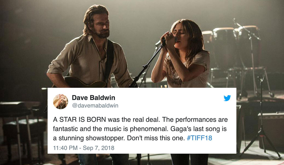 'A Star Is Born' Early Reactions: We're Looking At This Gen's Next Great Love Story