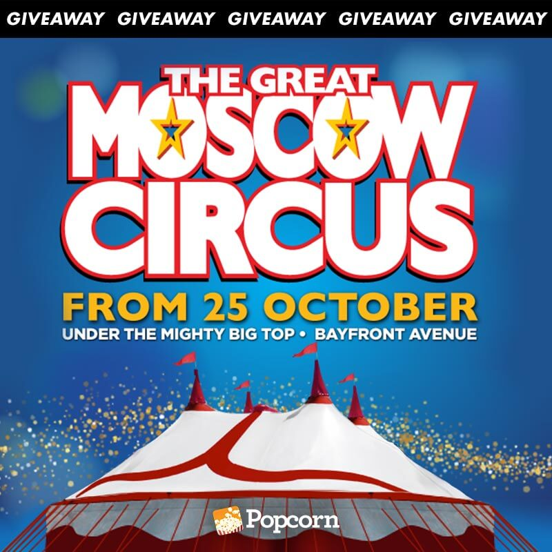 [CLOSED] Win Premium Tickets To 'The Great Moscow Circus'
