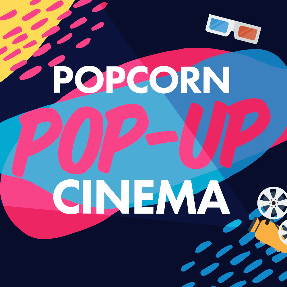 Popcorn Pop-Up Cinema: Discover A New Way To Enjoy The Movies You Love!