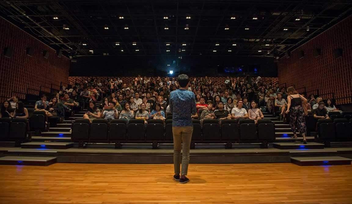 Perspectives Film Festival 2018