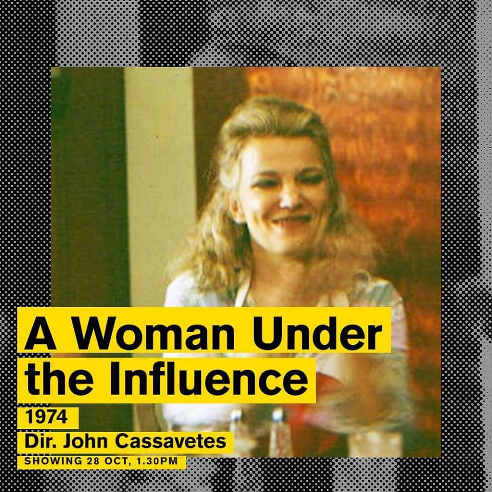 PerspectivesFF 2018 A Woman Under The Influence