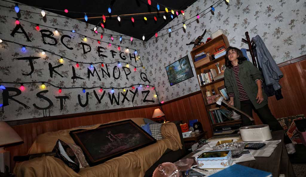 Halloween Horror Nights 8 Byers Home