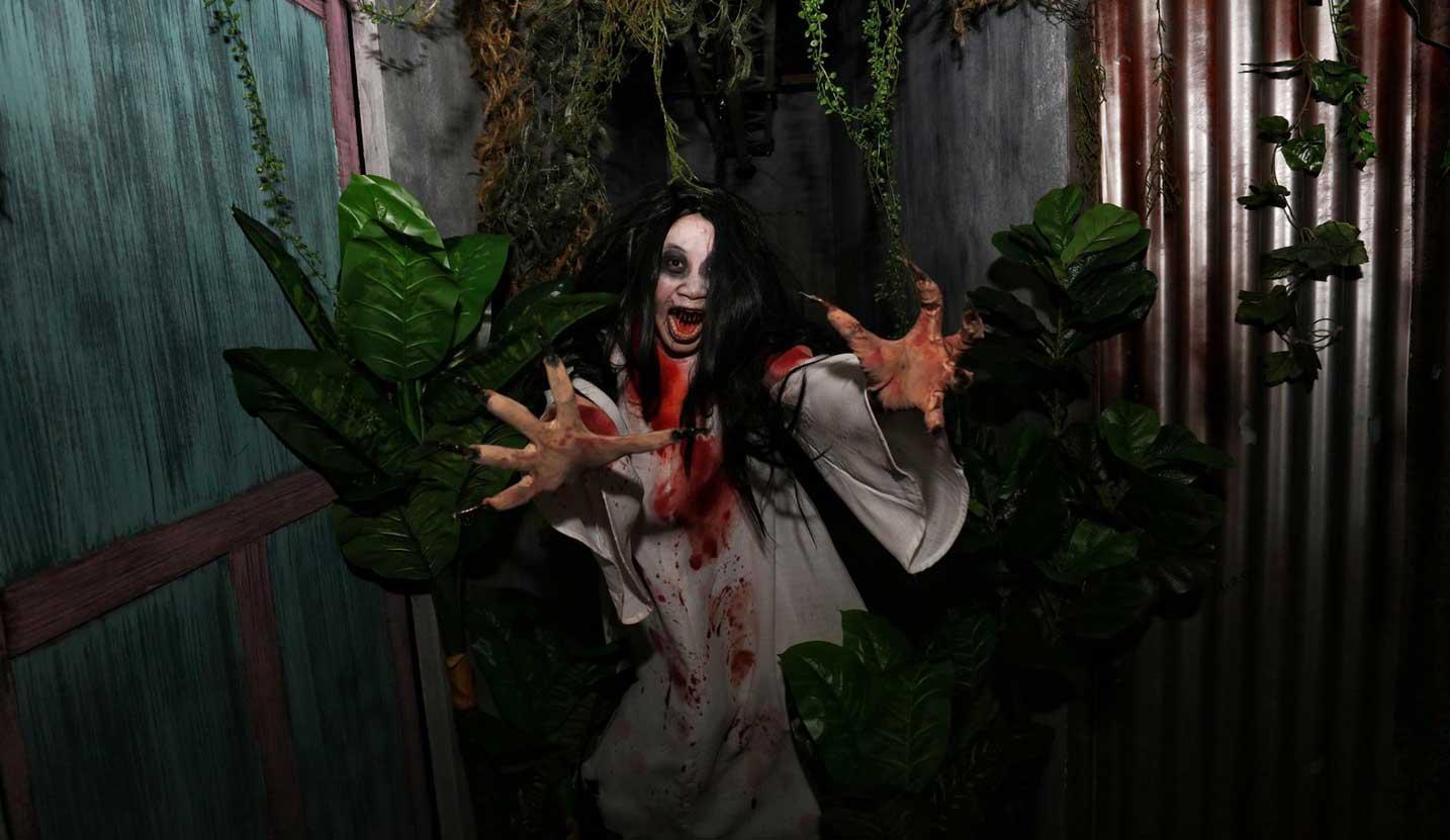 Halloween Horror Nights 8 – Brace Yourself For Infinite Fear!