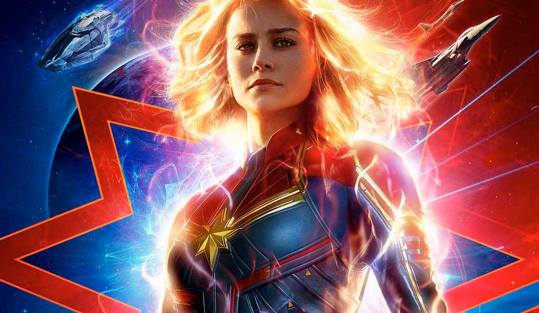 'Captain Marvel' New Trailer: Earth's Mightiest Superhero Is Going To End A War