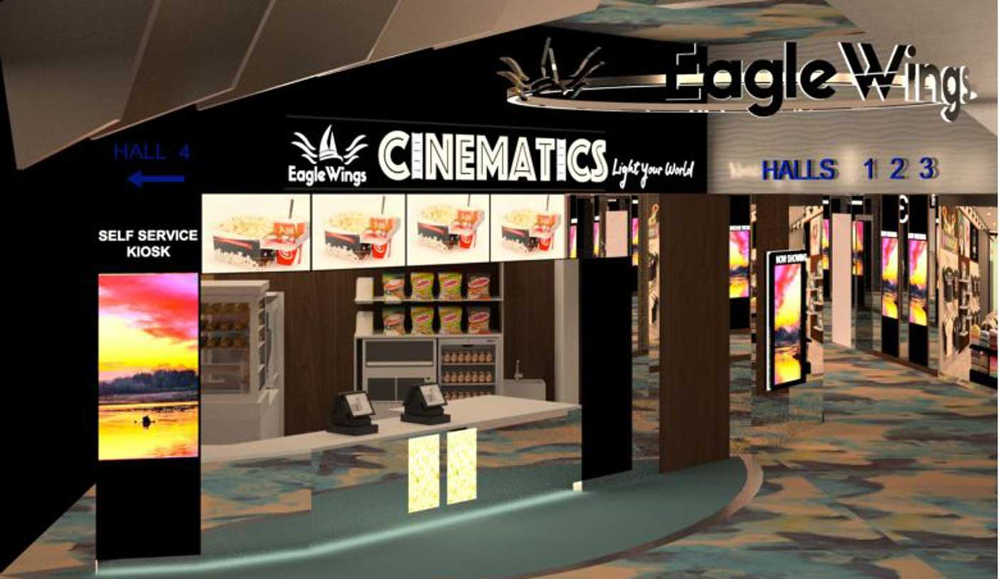 Watch Movies And Enjoy Truffle Fries And Wagyu Burgers At Singapore's Newest Cinema - Eagle Wings Cinematics!