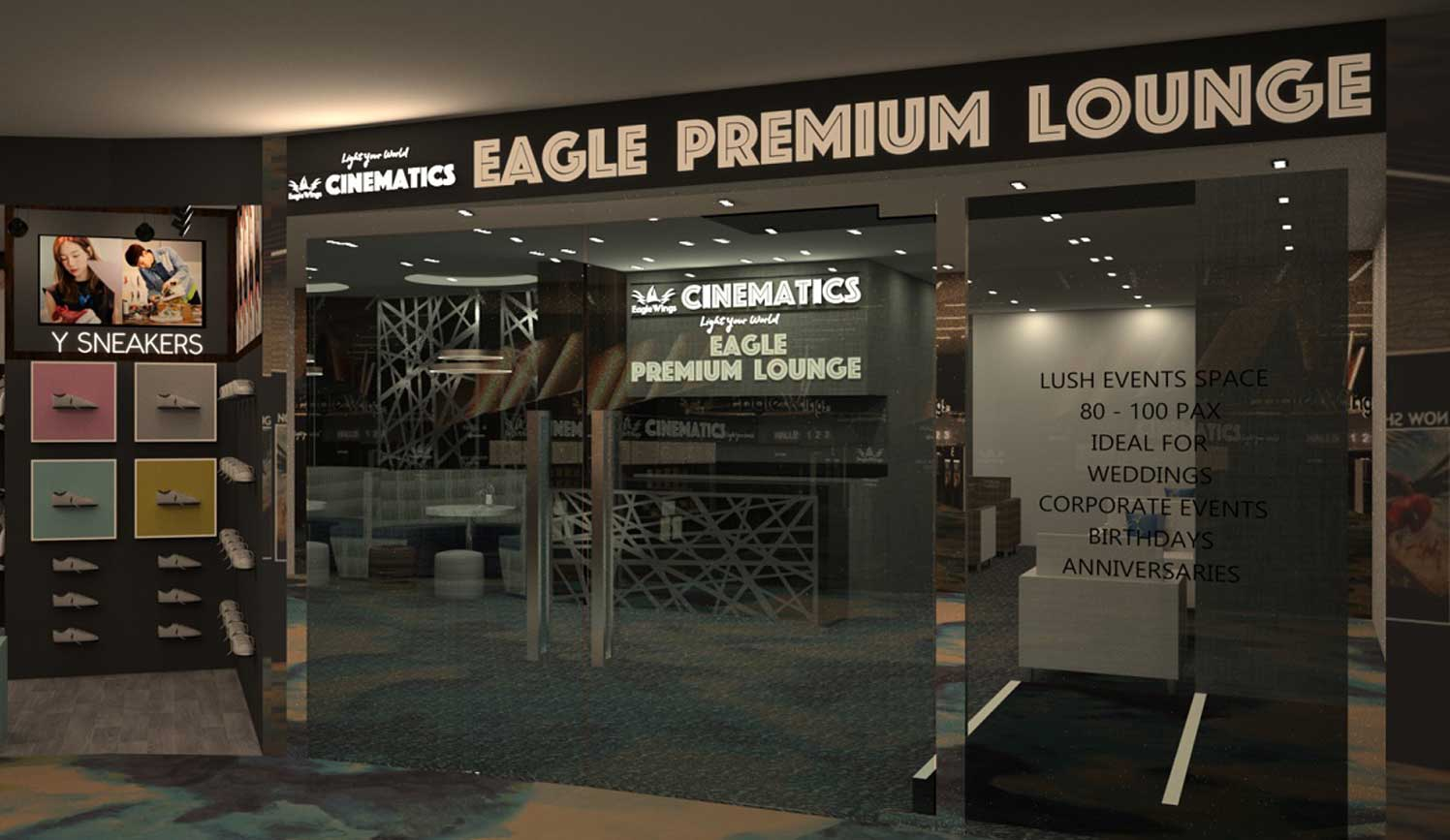 EagleWings Premium Lounge