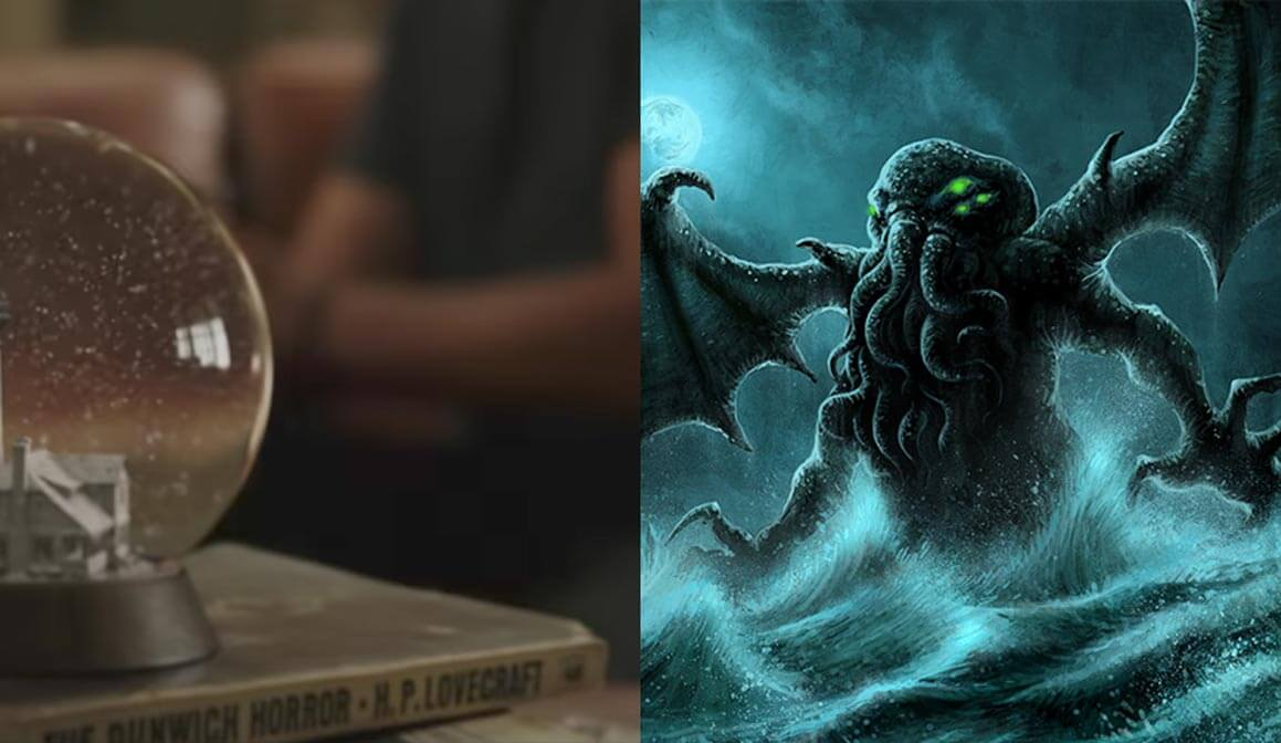 Aquaman Lovecraft