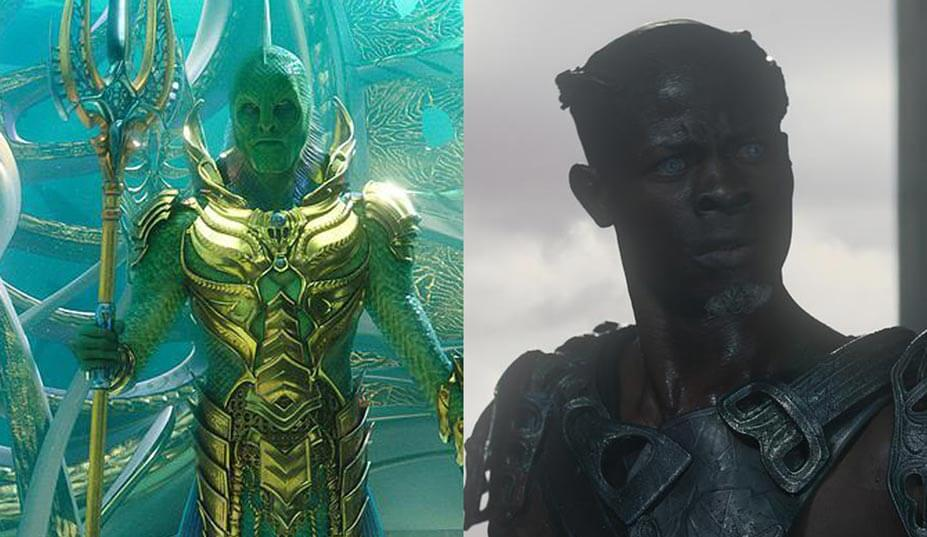 The Fisherman King Aquaman
