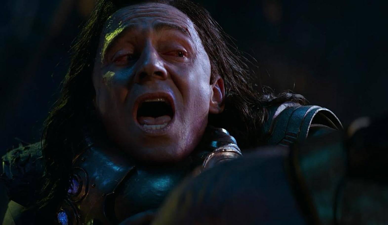 Loki Avengers Endgame