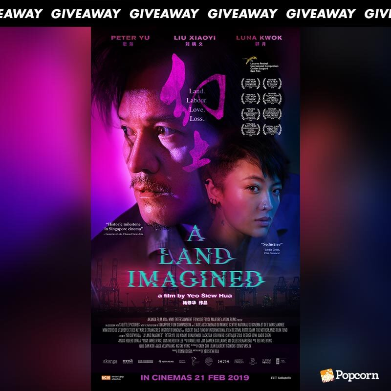 Win Passes To Award Winning Local Mystery 'A Land Imagined'