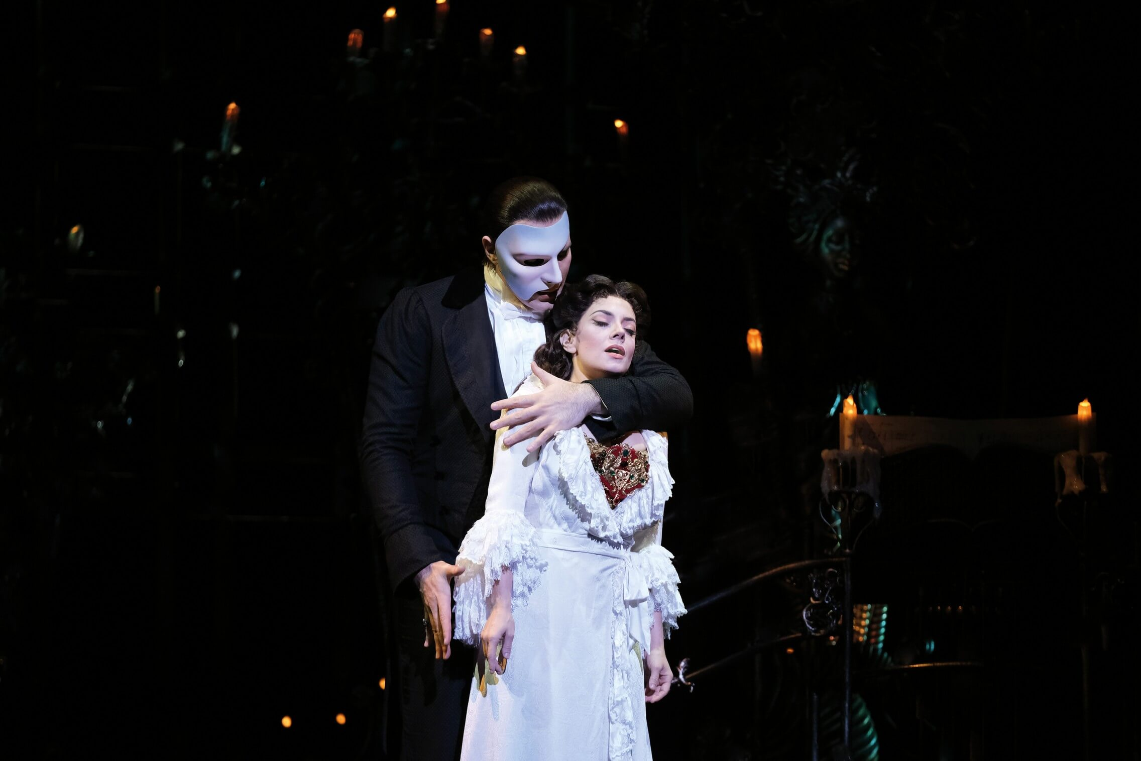 Let the spectacle astound you: Phantom of the Opera (2019) Musical Review