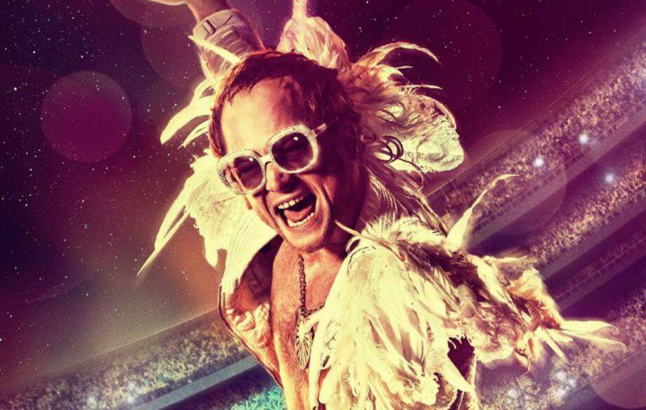Elton John's Husband-Producer Says Rocketman Captures Madness of Singer's Early Life