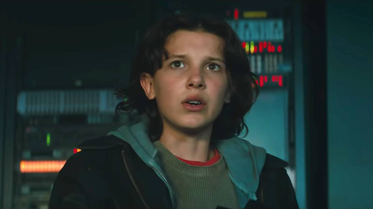 Millie Bobby Brown Explains Why & Godzilla: King of the Monsters Must Be Seen on a Big Screen