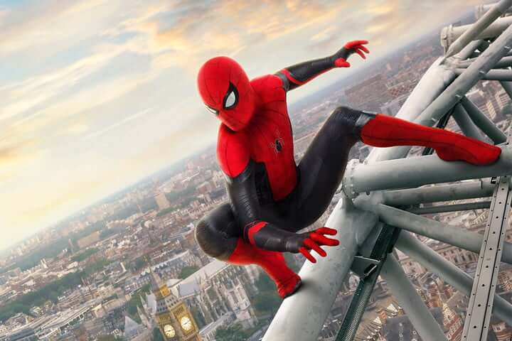 Spider-Man: Far From Home Projected For $150 Million 6-Day Opening Weekend