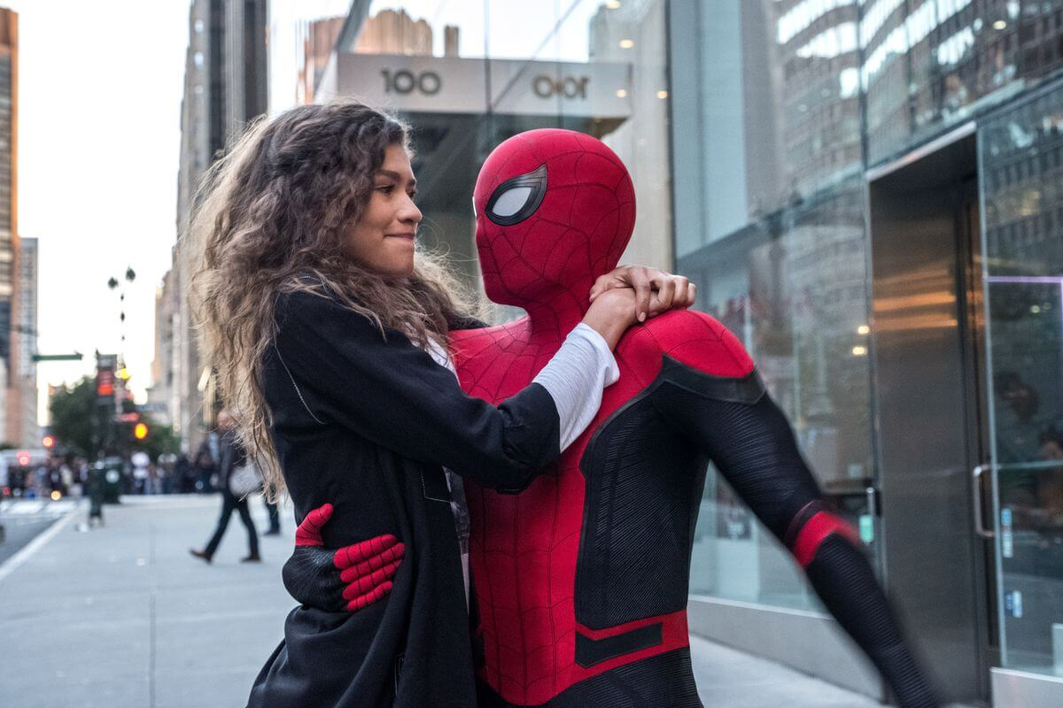 See all the stars at the Spider-Man: Far From Home premiere