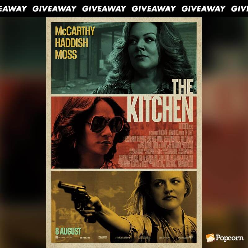 Win Preview Tickets To Crime Action 'The Kitchen'