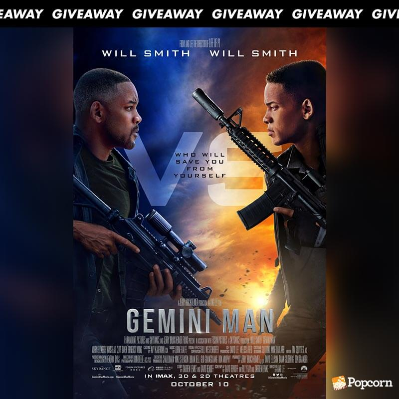 Win Premiere Tickets To Action Thriller 'Gemini Man'