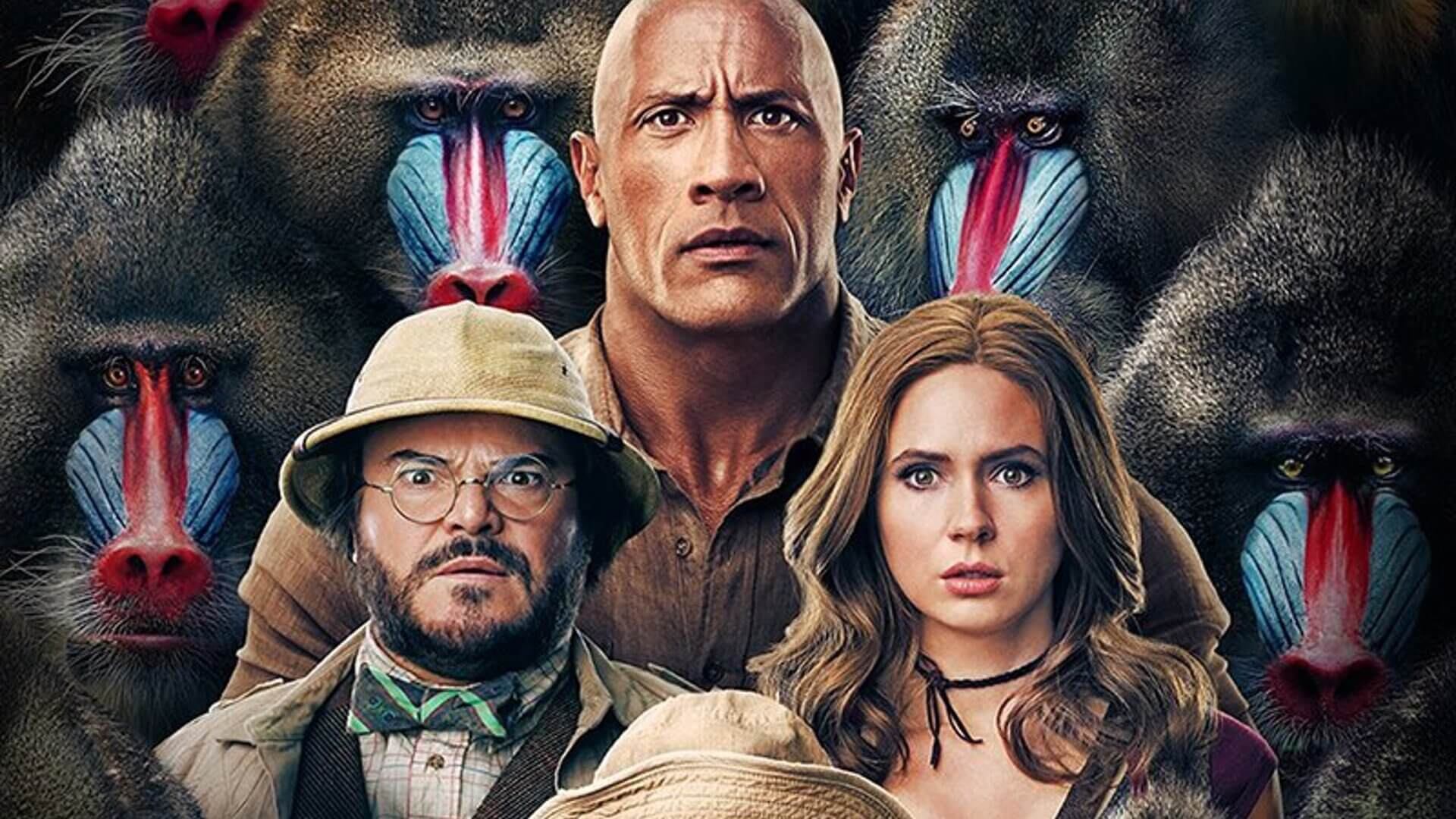 Jumanji: The Next Level - Final Trailer Out Now