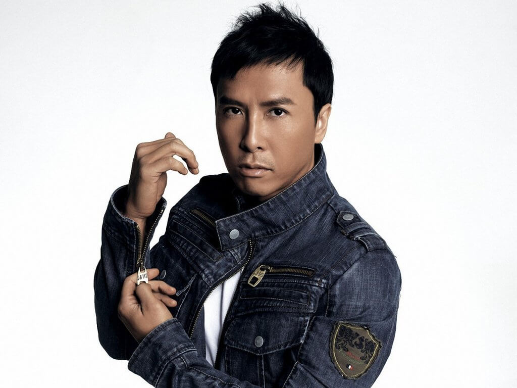 Donnie Yen In The Flesh In Singapore!