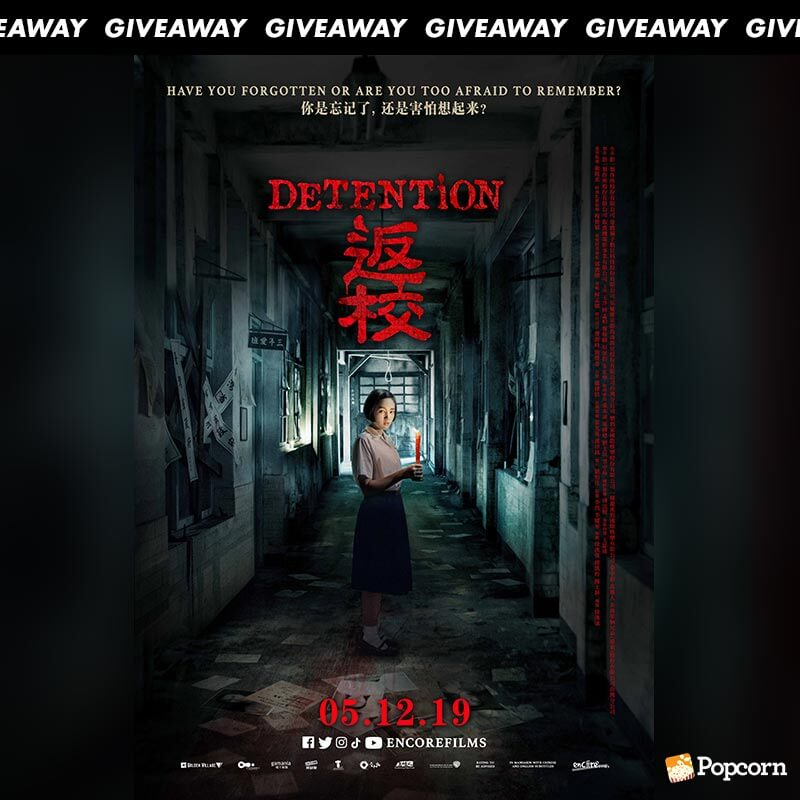 Win Preview Tickets To Chinese Horror Thriller 'Detention'