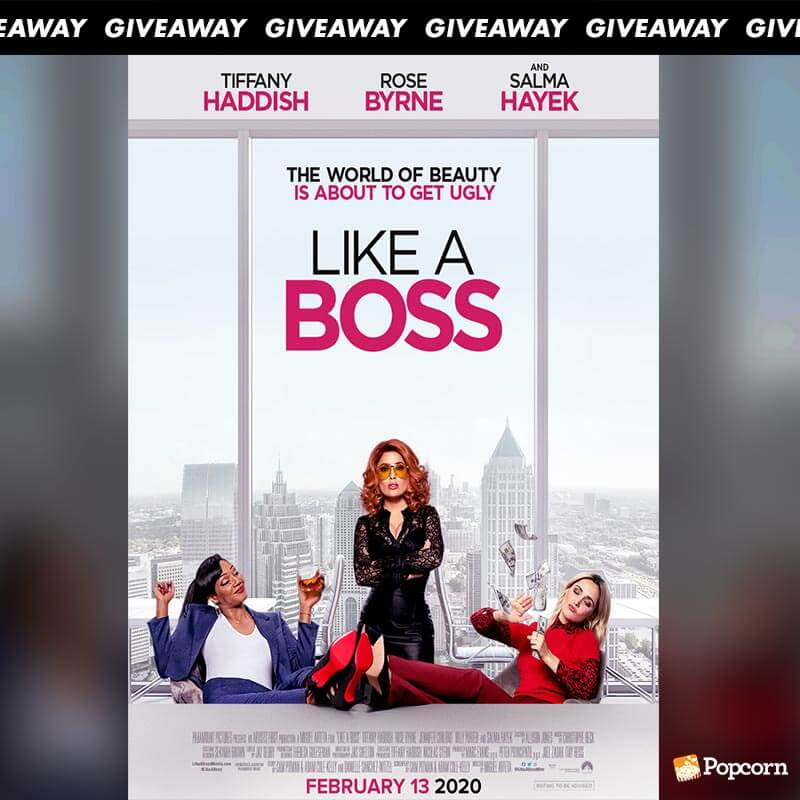 Win Premiere Tickets To Comedy 'Like A Boss'