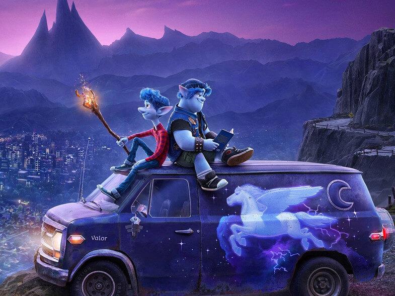 Tickets On Sale Now for Disney and Pixar's 'Onward' @ Golden Village