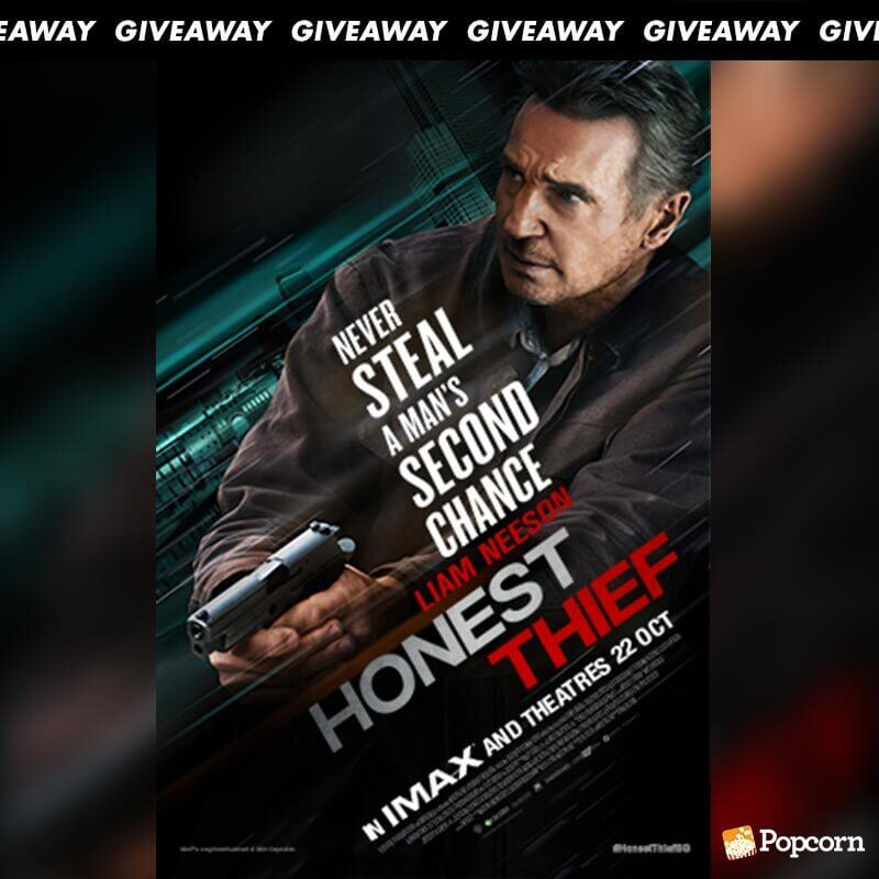 Win Complimentary Passes to Action Thriller Honest Thief