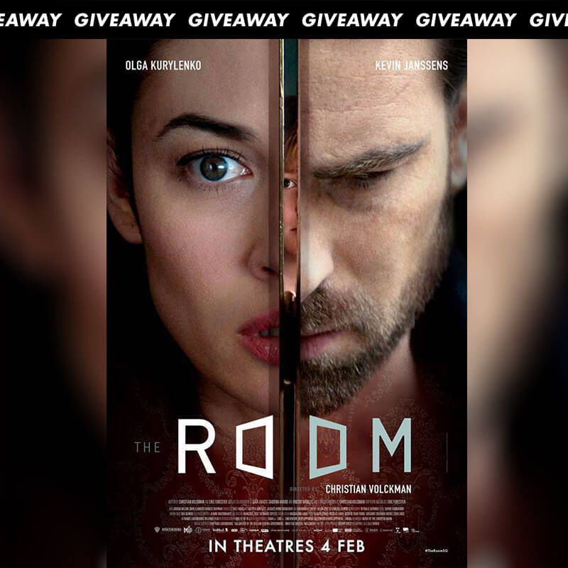 Win Complimentary Passes To Thrilling Horror Mystery 'The Room'