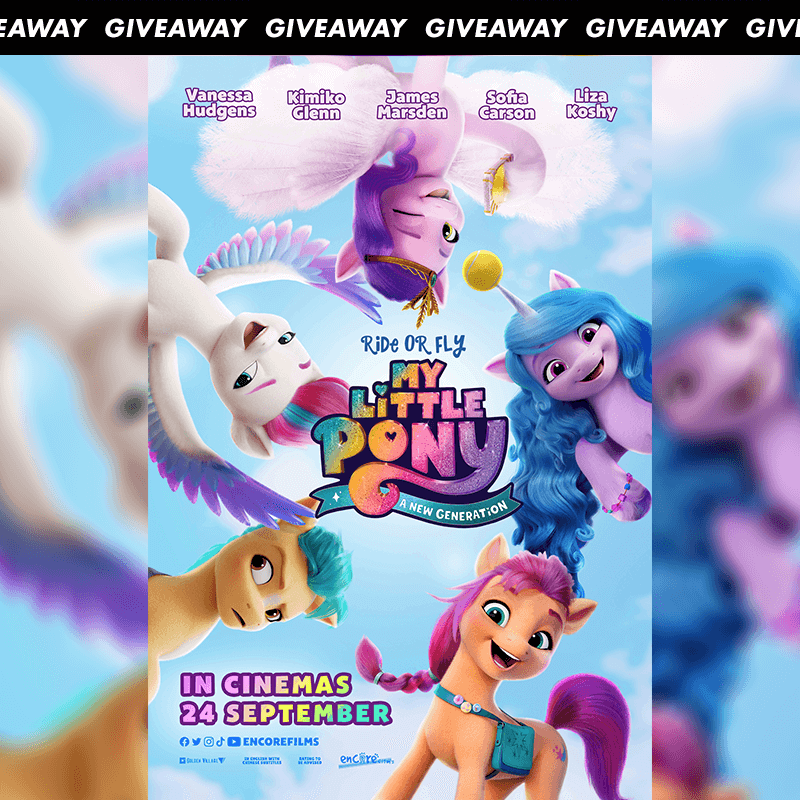 Win Season Passes to MY LITTLE PONY: THE NEW GENERATION
