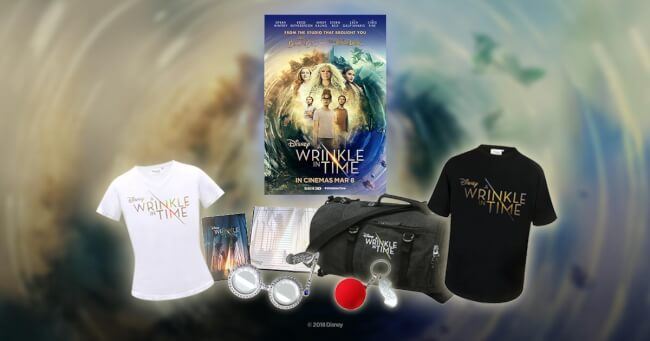 [CLOSED] Win Magical Movie Swag From 'Disney's A Wrinkle In Time'