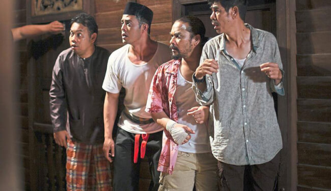 Local Horror Comedy 'Hantu Kak Limah' Has Broke An Incredible Record In Just 4 Days